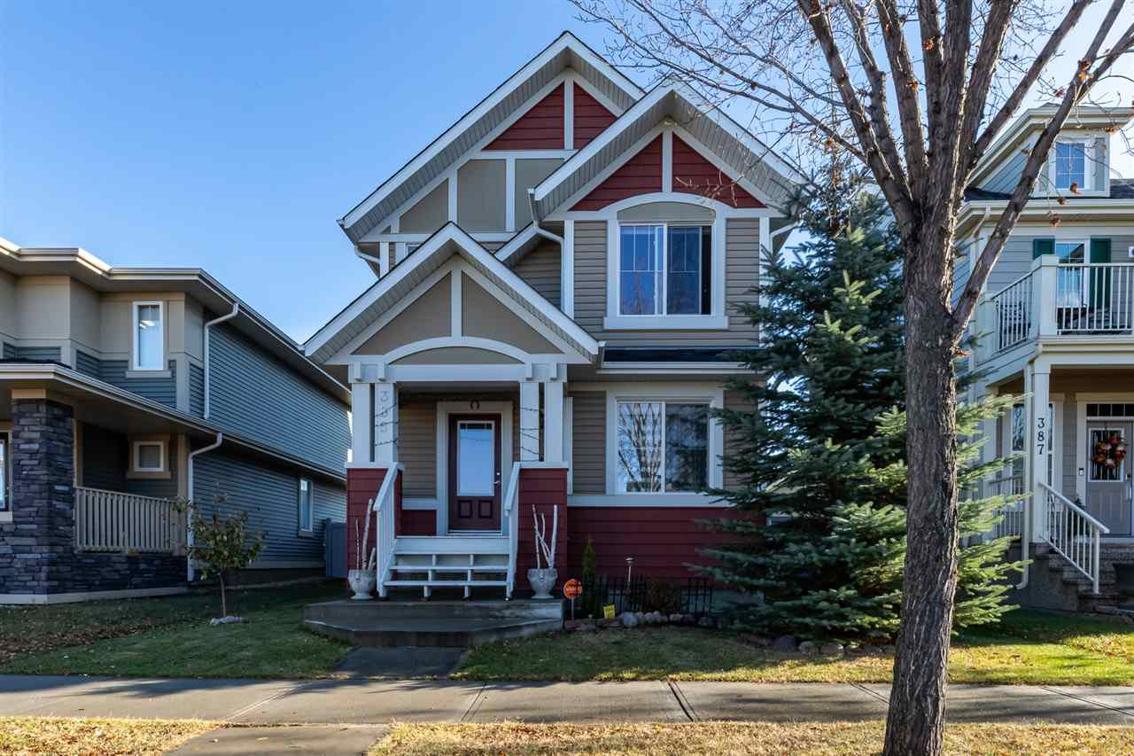 Main Photo: 385 GRIESBACH_SCHOOL Road in Edmonton: Zone 27 House for sale : MLS®# E4220230