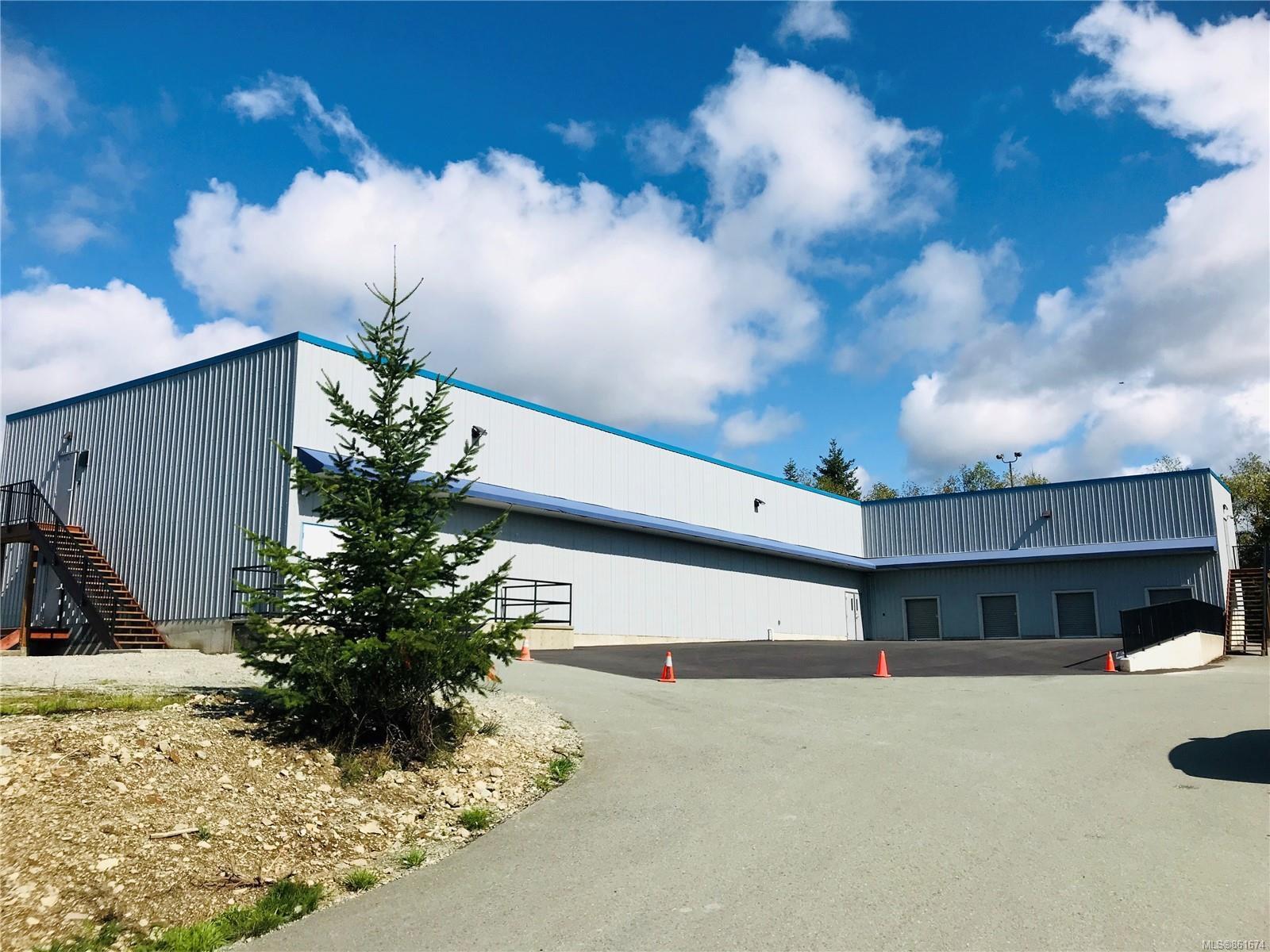 Main Photo: 4747 Tebo Ave in : PA Port Alberni Industrial for sale (Port Alberni)  : MLS®# 861674