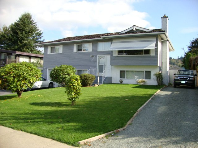 Main Photo: : House for sale : MLS®# f1025474