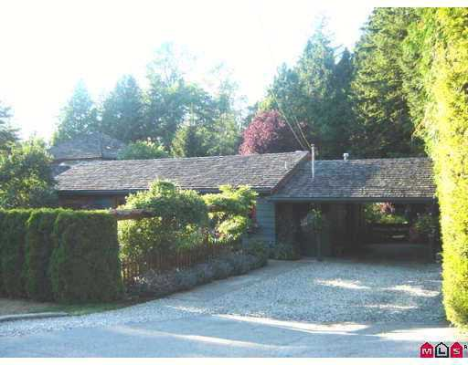 """Main Photo: 12755 23RD Avenue in White_Rock: Crescent Bch Ocean Pk. House for sale in """"Ocean Park"""" (South Surrey White Rock)  : MLS®# F2719832"""