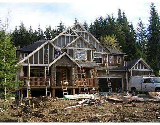 Main Photo: 2918 FERN DR: Anmore House for sale (Port Moody)  : MLS®# V550279