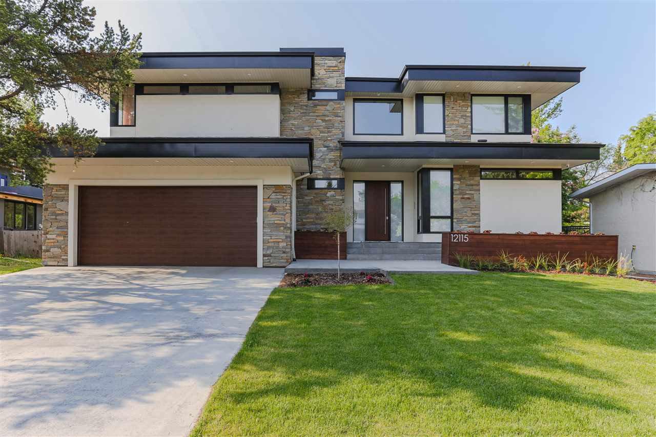 Main Photo: 12115 39 Avenue in Edmonton: Zone 16 House for sale : MLS®# E4175084