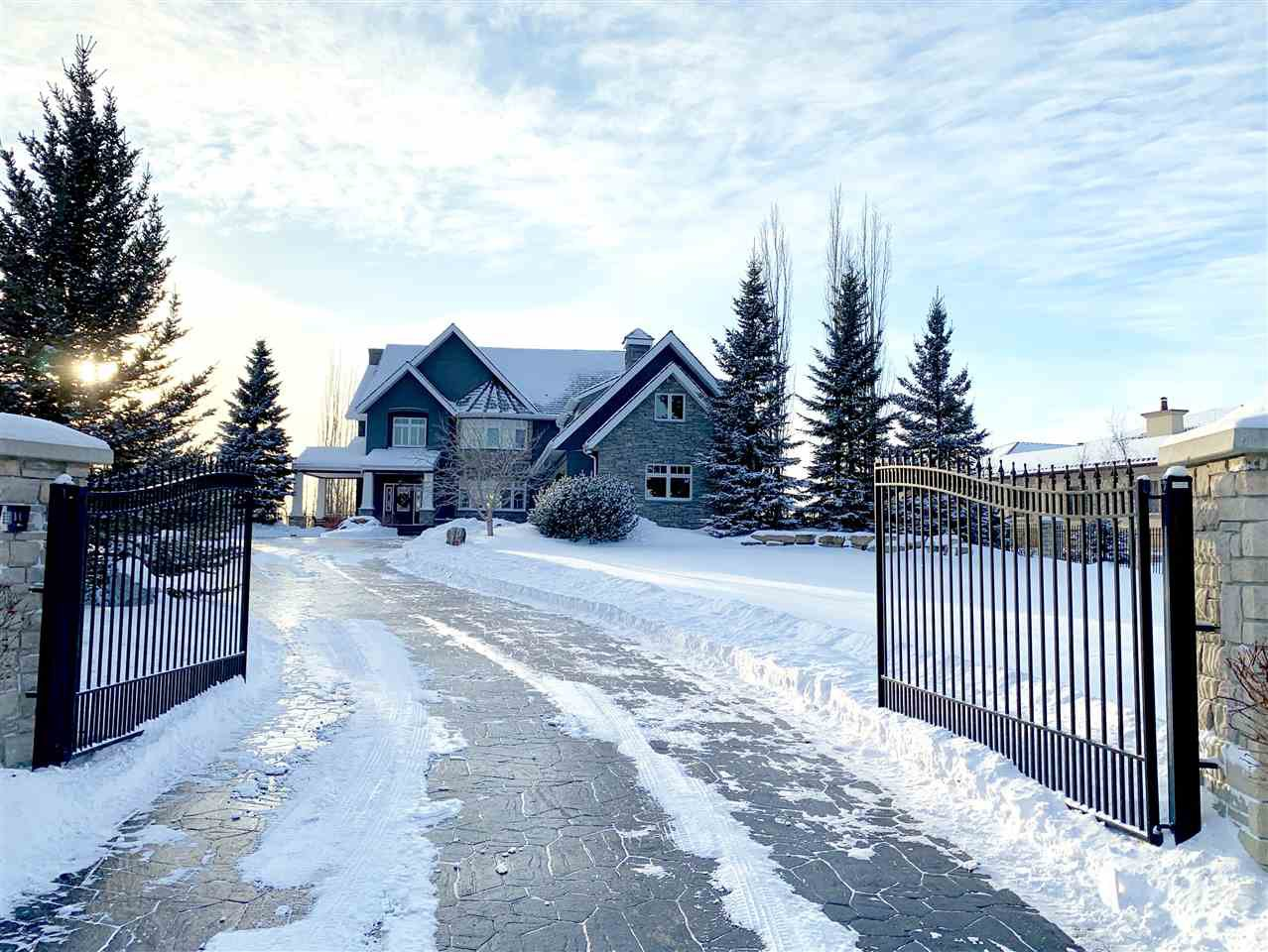 Main Photo: 60 WINDERMERE Drive in Edmonton: Zone 56 House for sale : MLS®# E4177742