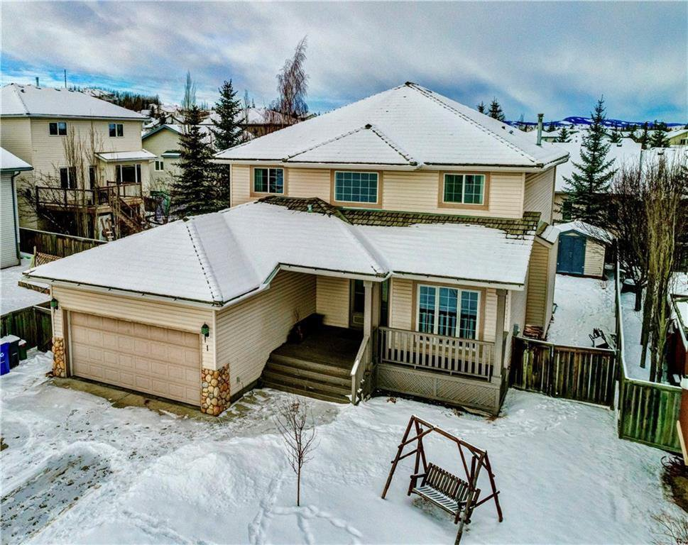 Main Photo: 1 BOW RIDGE Crescent: Cochrane Detached for sale : MLS®# C4287176