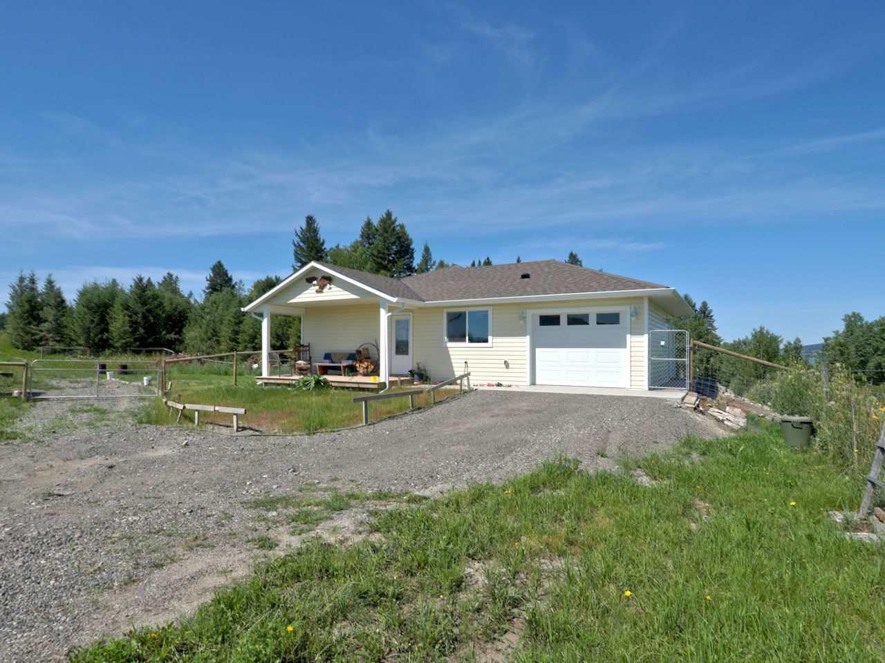 Main Photo: 4186 LAC LA HACHE STATION Road: Lac la Hache House for sale (100 Mile House (Zone 10))  : MLS®# R2448460