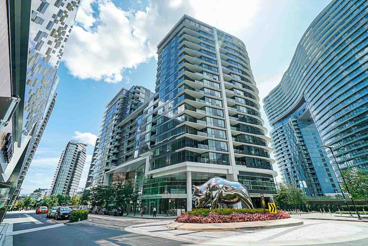 Main Photo: 855 38 Smithe St in Vancouver: Downtown VW Condo for sale (Vancouver West)