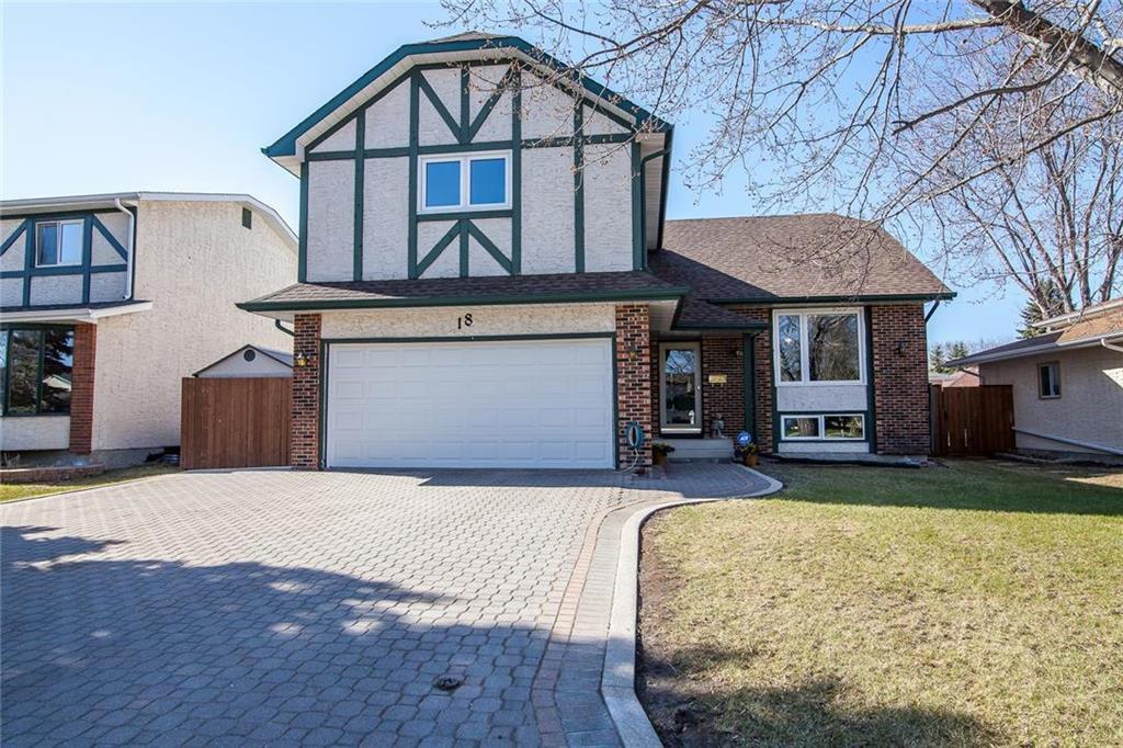 Main Photo: 18 Barbara Crescent in Winnipeg: Residential for sale (1G)  : MLS®# 202009695