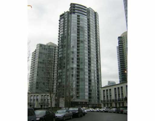 "Main Photo: 1495 RICHARDS Street in Vancouver: False Creek North Condo for sale in ""AZURA II"" (Vancouver West)  : MLS®# V634083"