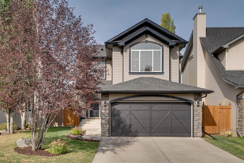 Main Photo: 41 BRIGHTONDALE Parade SE in Calgary: New Brighton Detached for sale : MLS®# A1014141