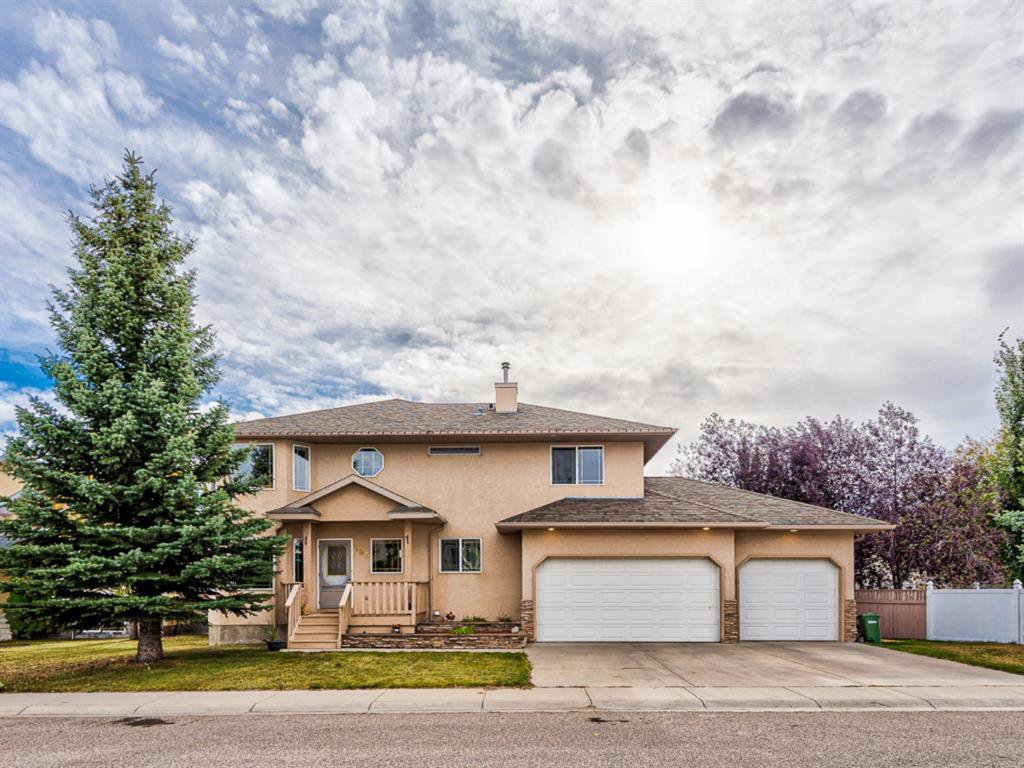 Main Photo: 105 Cambrille Crescent: Strathmore Detached for sale : MLS®# A1038151