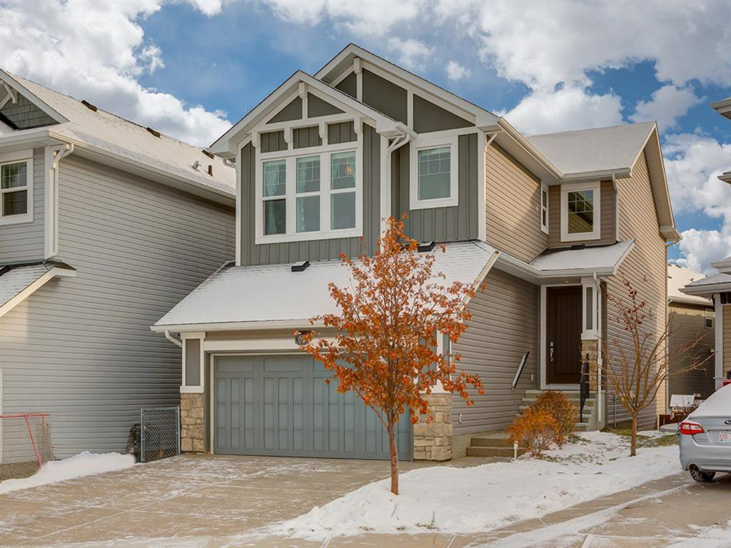 Main Photo: 61 Auburn Springs Place SE in Calgary: Auburn Bay Detached for sale : MLS®# A1050585