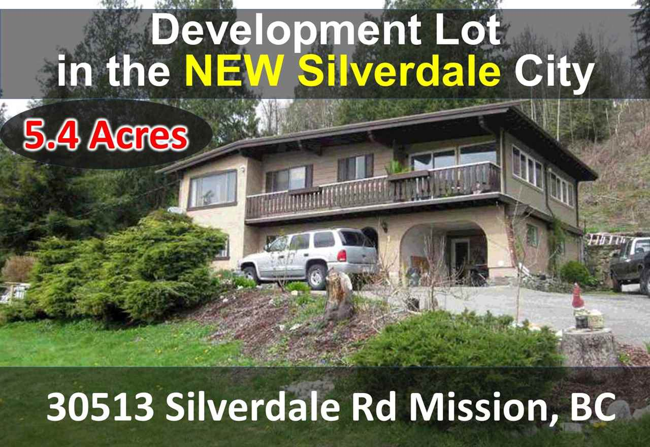 Main Photo: 30513 SILVERDALE Avenue in Mission: Mission-West House for sale : MLS®# R2526502