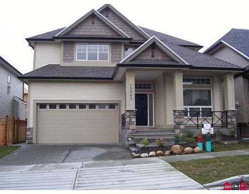 Main Photo: 15062 61B  Av in Surrey: House for sale : MLS®# f2702935