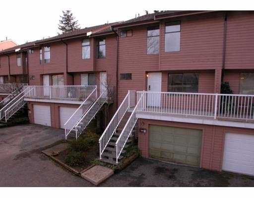 "Main Photo: 429 CARLSEN PL in Port Moody: North Shore Pt Moody Townhouse for sale in ""EAGLE POINT"" : MLS®# V574498"