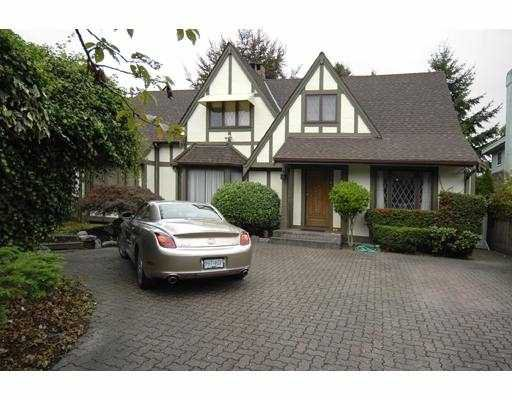 Main Photo: 7061 MARGUERITE Street in Vancouver: South Granville House for sale (Vancouver West)  : MLS®# V683628