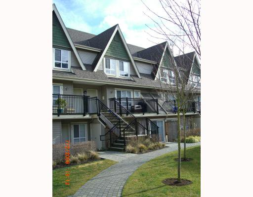 "Photo 1: Photos: 90 9339 ALBERTA Road in Richmond: McLennan North Townhouse for sale in ""TRELLAINE"" : MLS®# V689731"