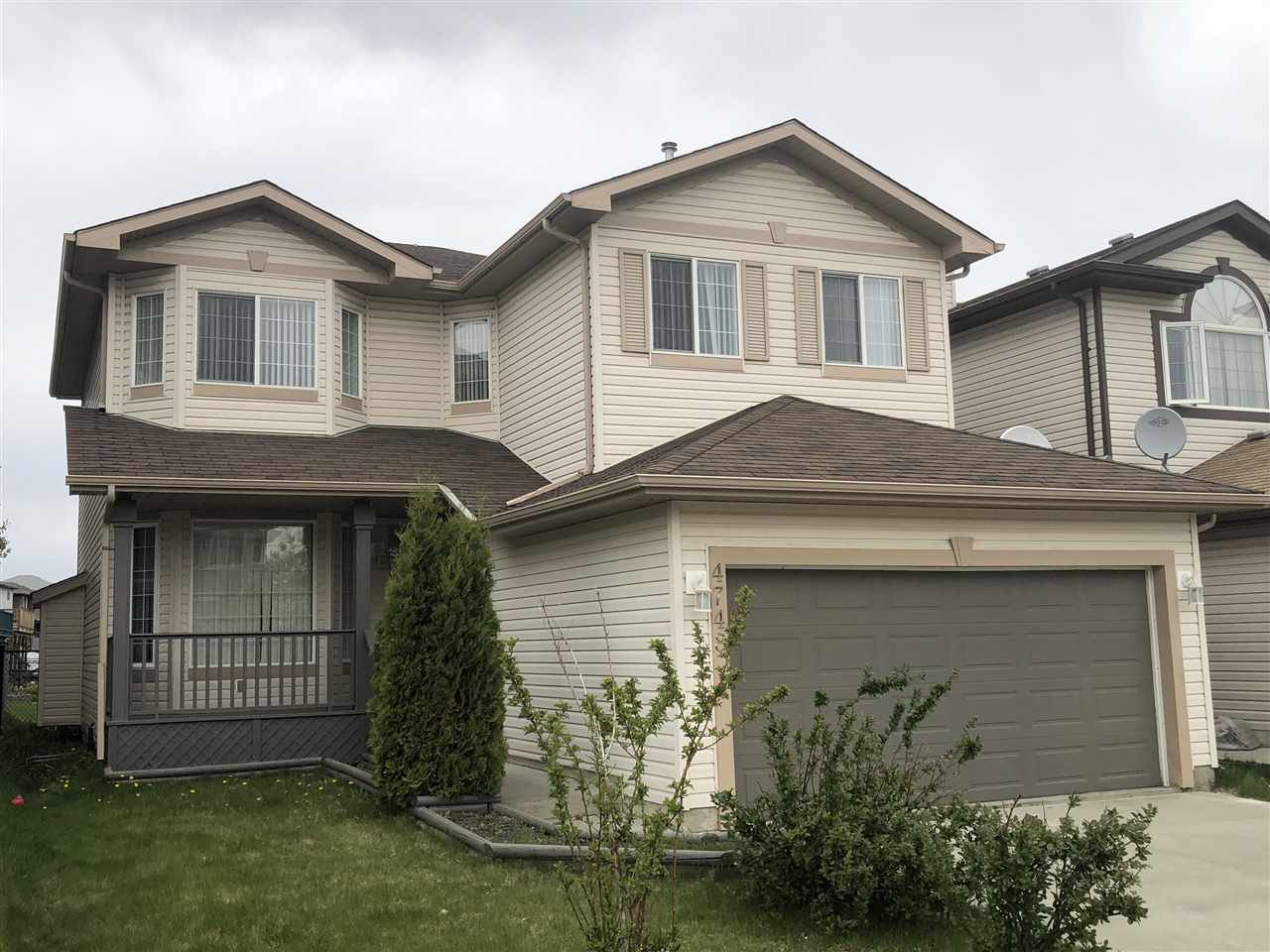 Main Photo: 4748 154 Avenue in Edmonton: Zone 03 House for sale : MLS®# E4182023