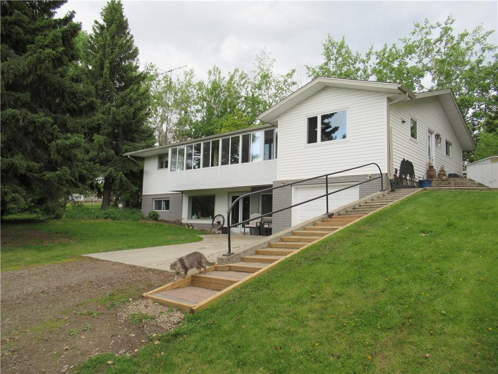 Main Photo: 32312 RR 44 Mountain View County: Rural Mountain View County Detached for sale : MLS®# C4301277