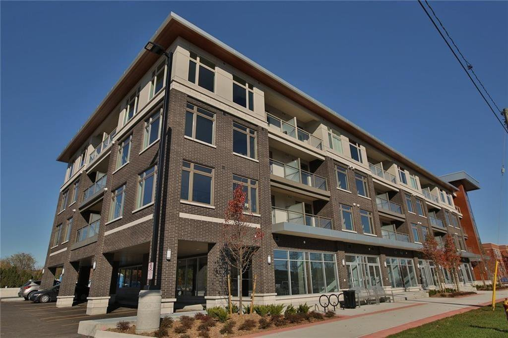 Main Photo: 105 457 E Plains Road in Burlington: Condominium for lease : MLS®# H4080647