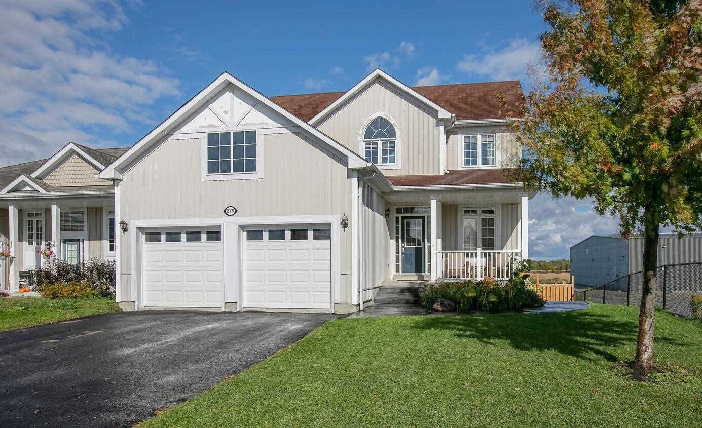 Main Photo: 279 Regina Street in Clearview: Stayner House (2-Storey) for sale : MLS®# S4946532
