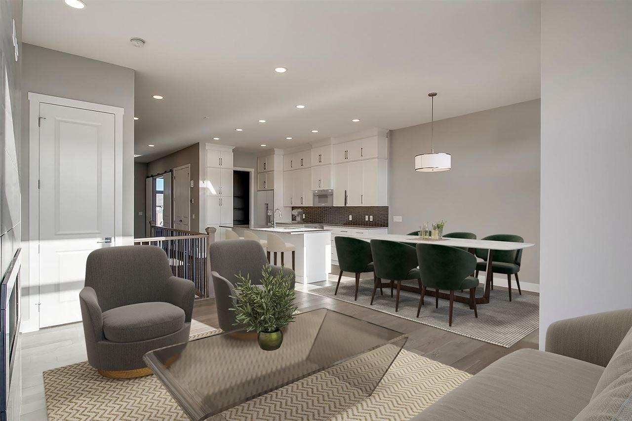 Main Photo: 48 ARBOUR Point: Spruce Grove House Half Duplex for sale : MLS®# E4181540