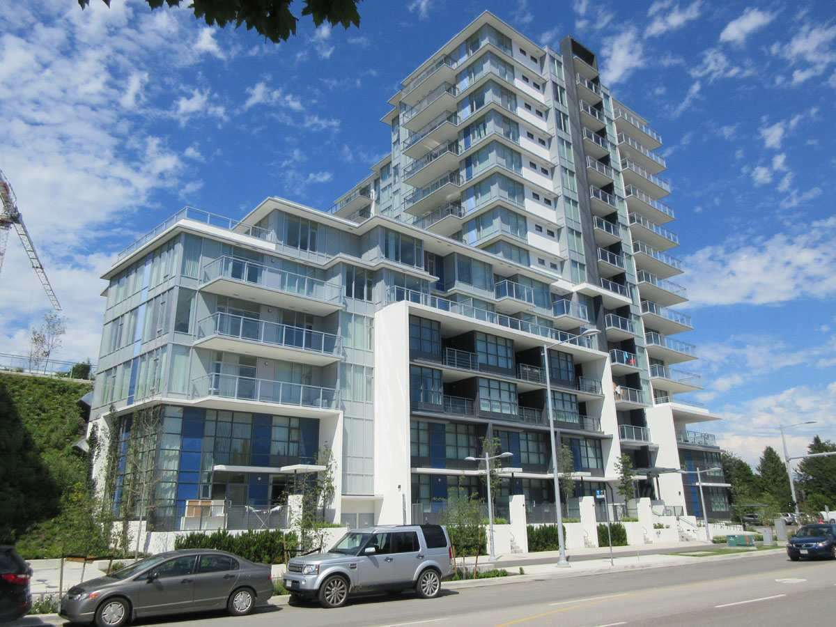 Main Photo: 1106 8677 CAPSTAN WAY in Richmond: West Cambie Condo for sale : MLS®# R2424075