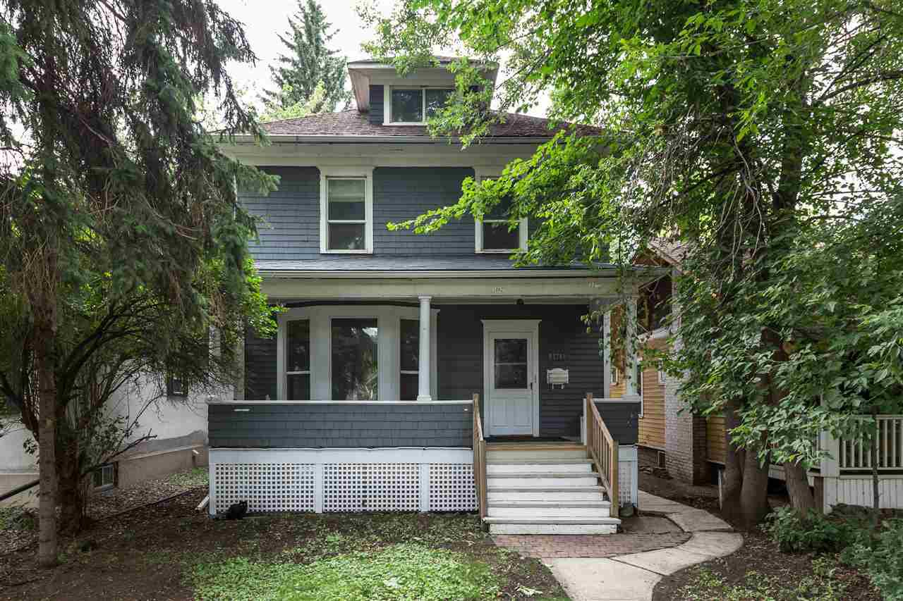 Main Photo: 10821 84 Avenue in Edmonton: Zone 15 House for sale : MLS®# E4182438