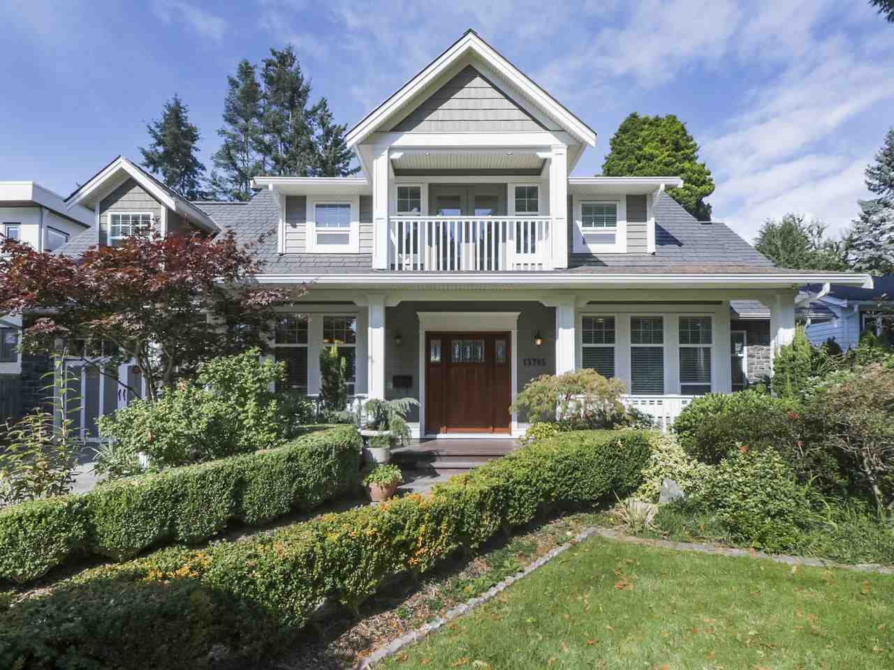 Photo 2: Photos: 13785 MARINE Drive: White Rock House for sale (South Surrey White Rock)  : MLS®# R2425352