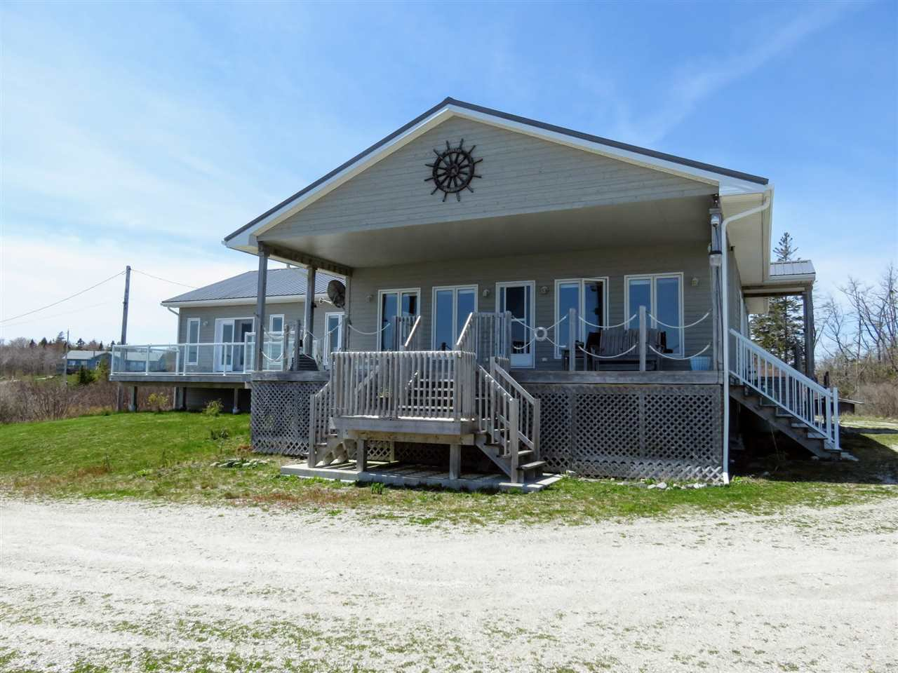 Main Photo: 4144 SANDY POINT Road in Jordan Bay: 407-Shelburne County Residential for sale (South Shore)  : MLS®# 202008366
