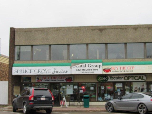 Main Photo: D 322 McLeod Avenue: Spruce Grove Office for lease : MLS®# E4221363