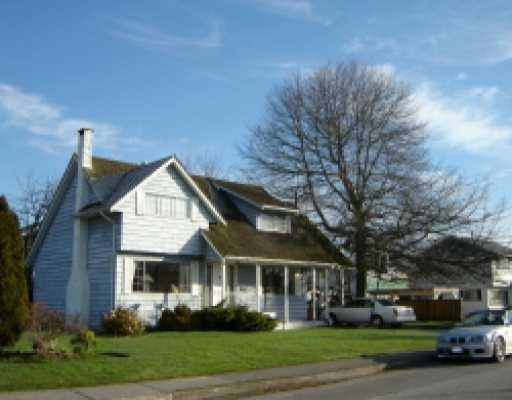 Main Photo: 3291 ULLSMORE Avenue in Richmond: Seafair House for sale : MLS®# V650688
