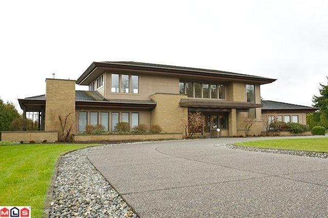 Main Photo: 21562 78TH AV in Langley: House for sale : MLS®# F1110949