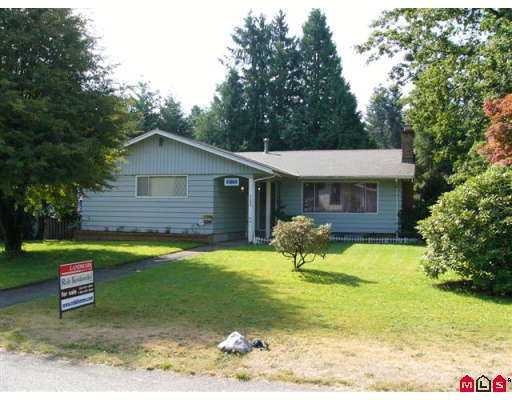 "Main Photo: 31808 BEECH Ave in Abbotsford: Abbotsford West House for sale in ""Behind Bakerview Church"" : MLS®# F2618144"