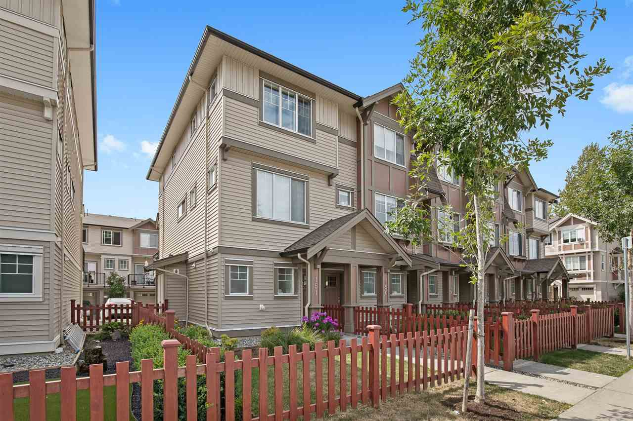 "Main Photo: 151 10151 240 Street in Maple Ridge: Albion Townhouse for sale in ""Albion Station"" : MLS®# R2399122"