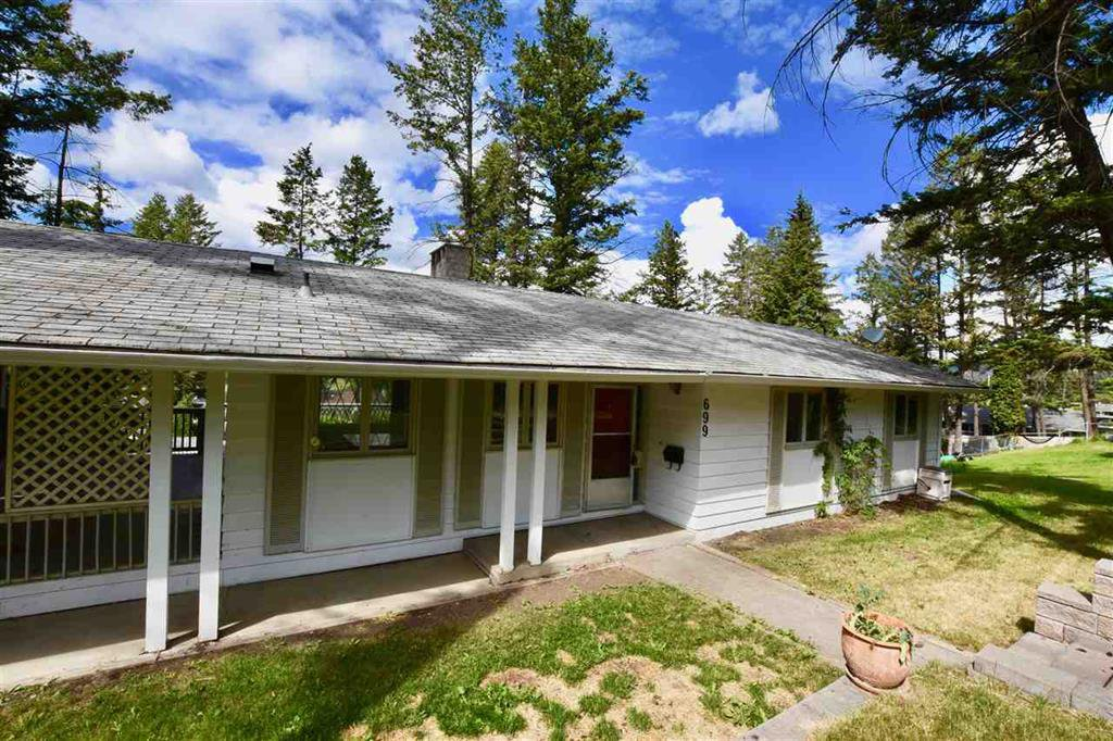 Main Photo: 699 5th Avenue in Williams Lake: House for sale : MLS®# R2378417