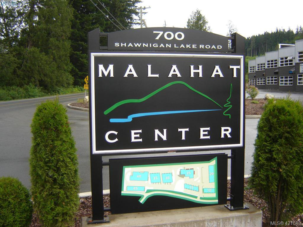 Malahat Center Business Park/Industrial Park