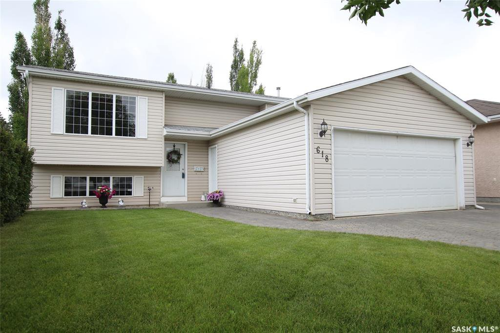 Main Photo: 618 Peterson Crescent in Saskatoon: Westview Heights Residential for sale : MLS®# SK814915