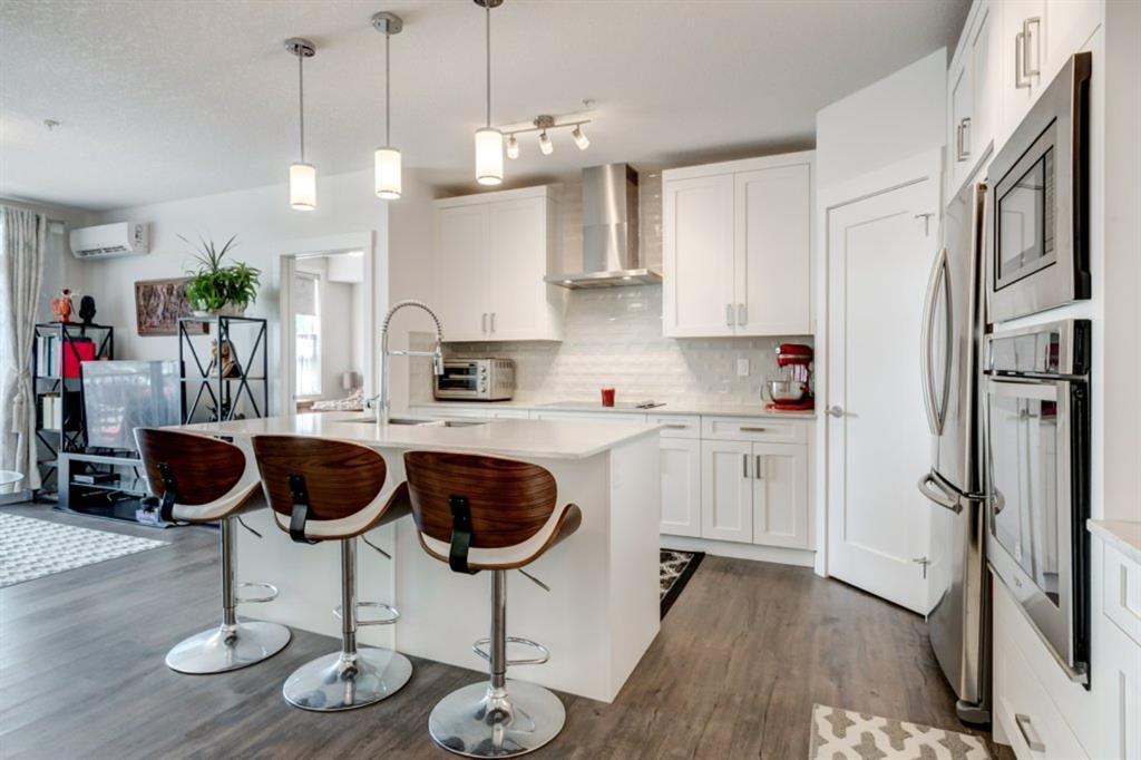 Main Photo: 114 20 WALGROVE Walk SE in Calgary: Walden Apartment for sale : MLS®# A1016101