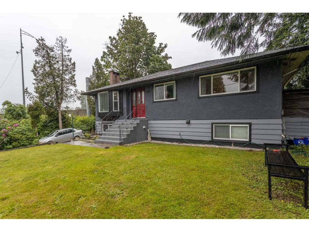 Main Photo: 11410 LOUGHREN Drive in Surrey: Bolivar Heights House for sale (North Surrey)  : MLS®# R2516980