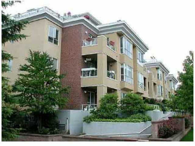 "Main Photo: # 306 2340 HAWTHORNE AV in Port Coquitlam: Central Pt Coquitlam Condo for sale in ""Barrington Place"" : MLS®# V833297"