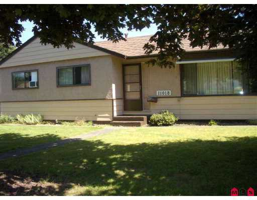 """Main Photo: 11018 ORIOLE Drive in Surrey: Bolivar Heights House for sale in """"BIRDLAND"""" (North Surrey)  : MLS®# F2720092"""