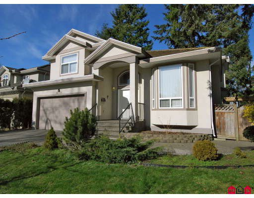 Main Photo: 15791 87A Avenue in Surrey: Fleetwood Tynehead House for sale : MLS®# F2804374