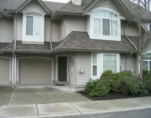 "Main Photo: 23085 118TH Ave in Maple Ridge: East Central Townhouse for sale in ""SOMMERVILLE GARDENS"" : MLS®# V630151"