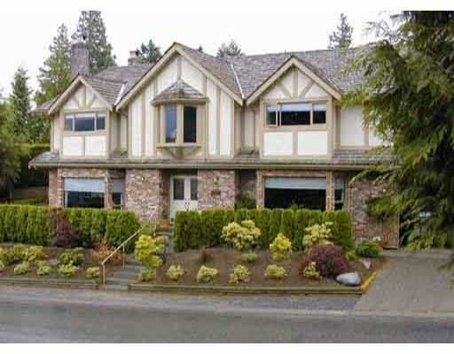 Photo 1: Photos: 5220 Sprucefeild Road in West Vancouver: Upper Caulfeild House for sale : MLS®# V764259