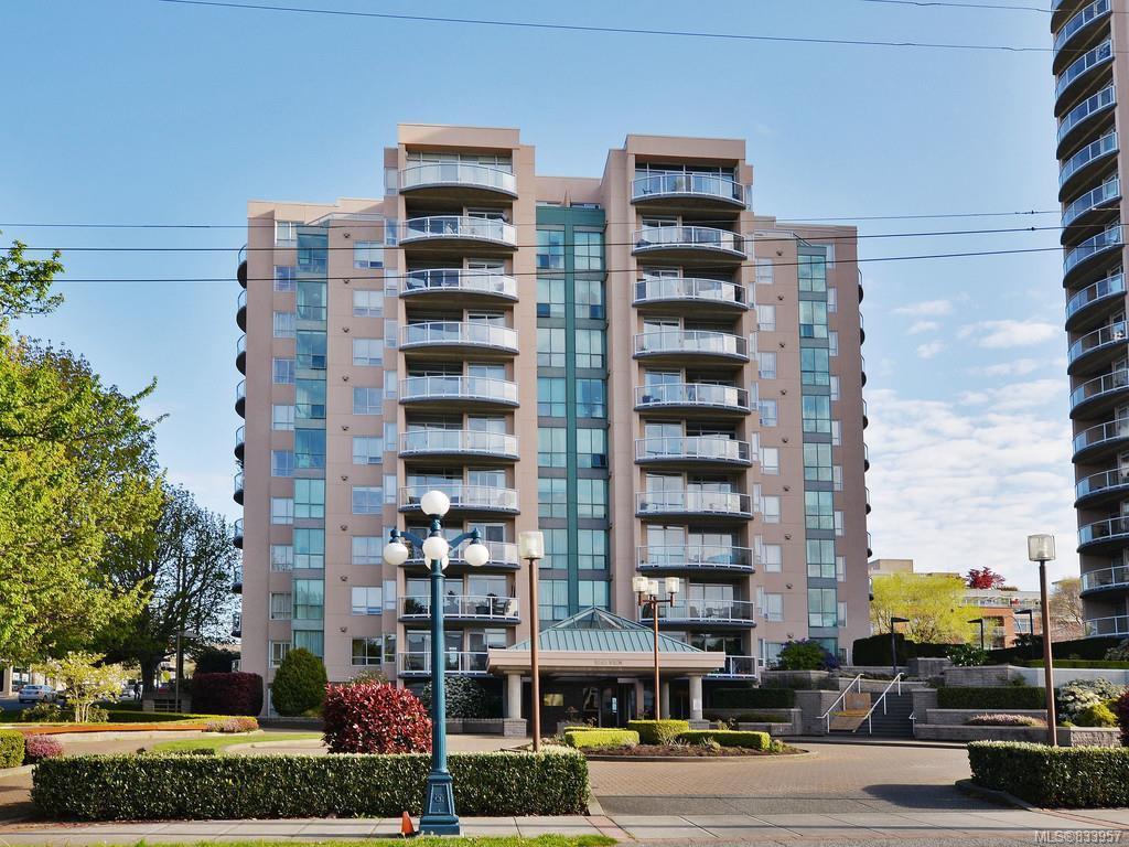 Main Photo: 506 1010 View St in Victoria: Vi Downtown Condo for sale : MLS®# 833957