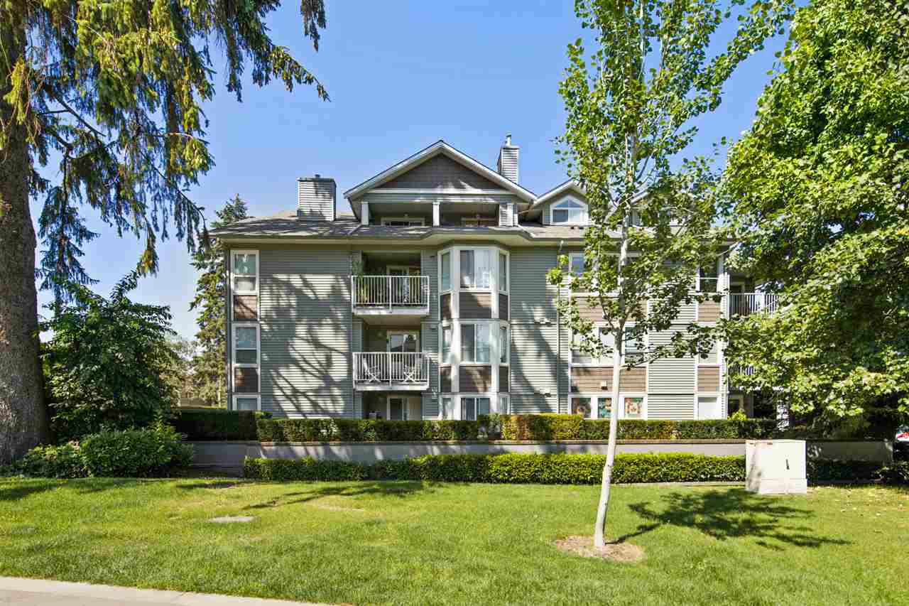 "Main Photo: 302 2268 WELCHER Avenue in Port Coquitlam: Central Pt Coquitlam Condo for sale in ""SAGEWOOD"" : MLS®# R2484976"