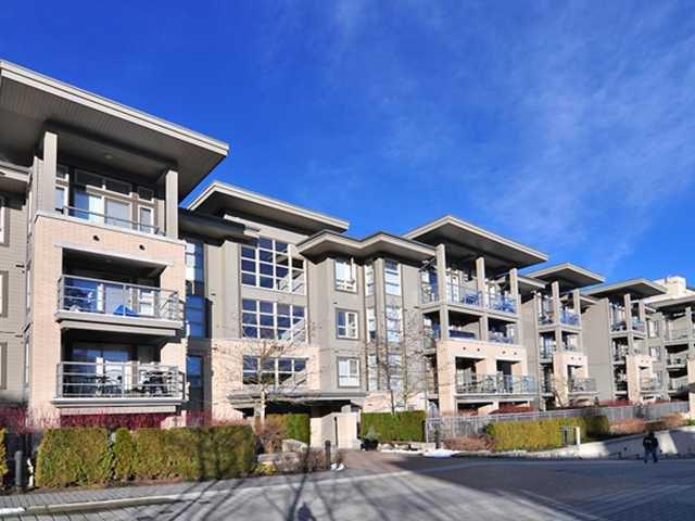 Main Photo: # 212 9319 UNIVERSITY CR in Burnaby: Simon Fraser Univer. Condo for sale (Burnaby North)  : MLS®# V870747