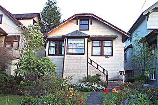 Main Photo: 2554 YALE STREET in : Hastings Sunrise House for sale : MLS®# V339326