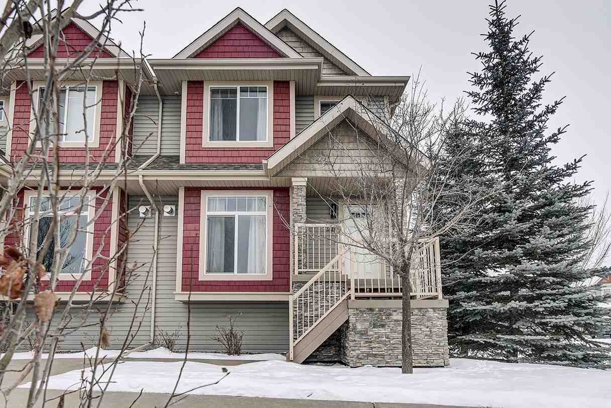 Main Photo: 111 CALLAGHAN Drive in Edmonton: Zone 55 Townhouse for sale : MLS®# E4182774