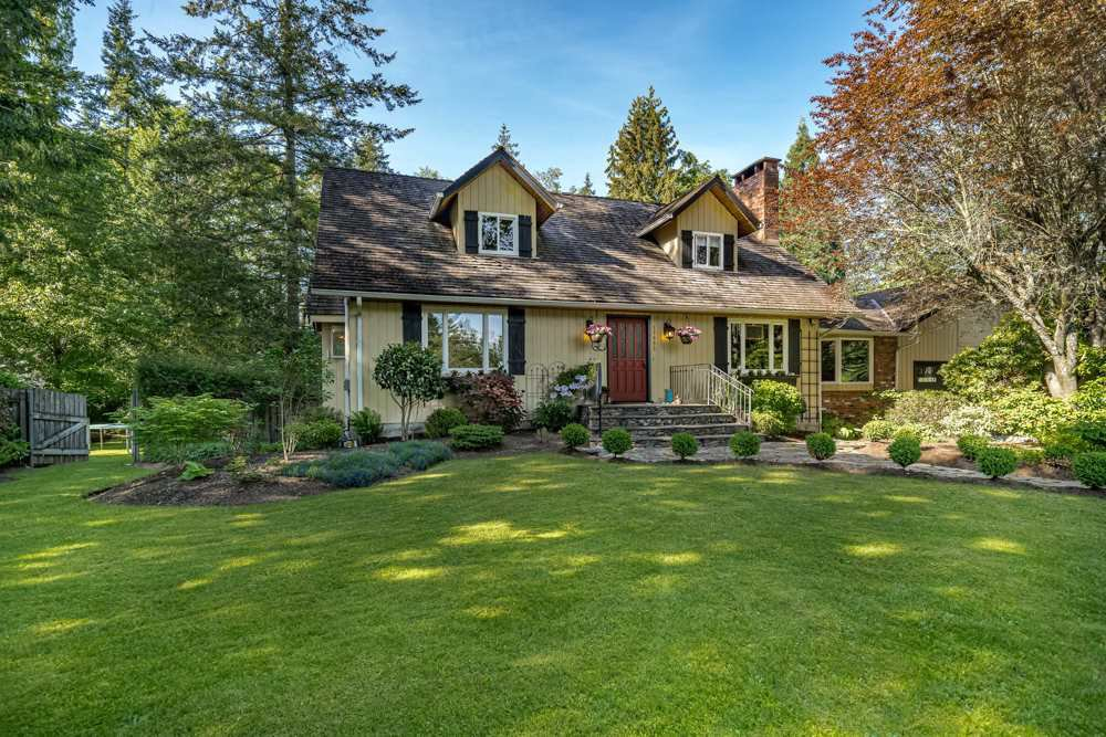 Main Photo: 17095 23 Avenue in Surrey: Pacific Douglas House for sale (South Surrey White Rock)  : MLS®# R2460068